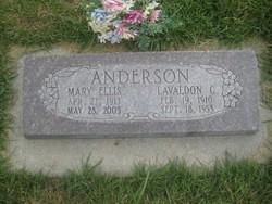 Mary Amelia <i>Ellis</i> Anderson
