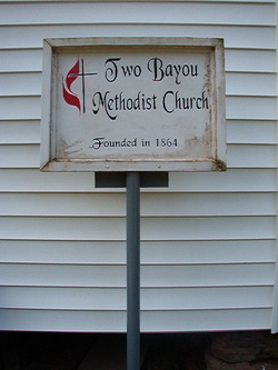 Two Bayou Methodist Church Cemetery