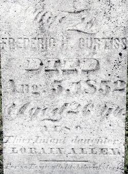 Loraine Allen <i>Beeman</i> Curtiss