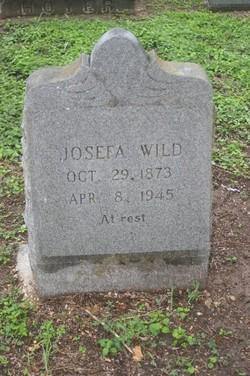 Josefa Wild