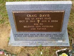 Sgt Craig Davis