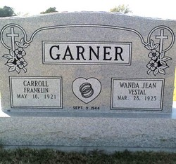 Wanda Jean <i>Vestal</i> Garner