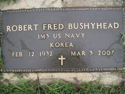 Robert Bushyhead