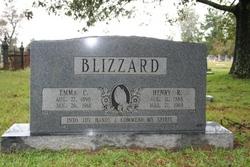 Emma Camelia <i>Hall</i> Blizzard