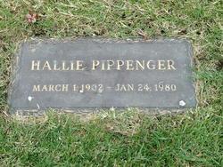 Hallie <i>Richardson</i> Pippenger