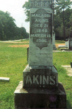 Malachi Akins