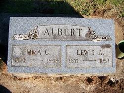 Emma Catherine <i>Richardson</i> Albert
