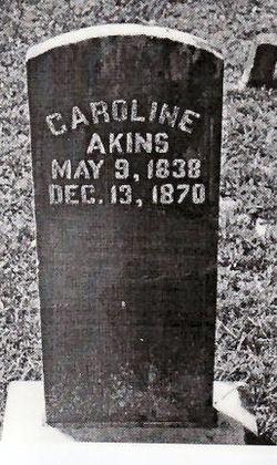 Caroline Akins