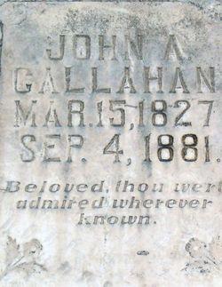 John Anderson Callahan
