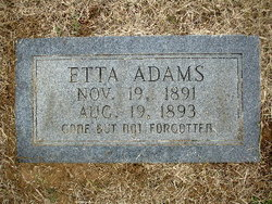 Etta Adams