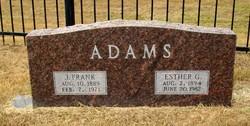 John Franklin Adams, Sr