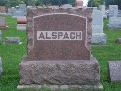 Maria <i>Goss</i> Alspach