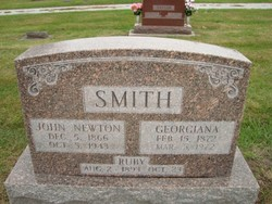 Georgiana Smith