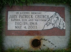 Joey Patrick Church