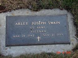 Arley Joseph Swain
