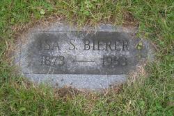 Isa D. <i>Sterling</i> Bierer