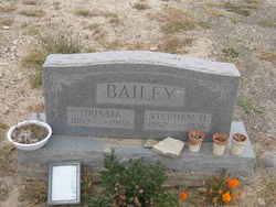 Orissia Elizabeth <i>Gee</i> Bailey