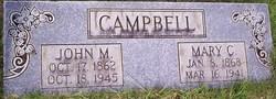 John M Campbell