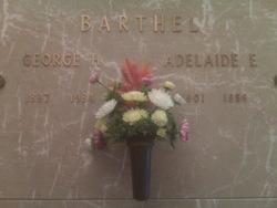 Henry George Barthel