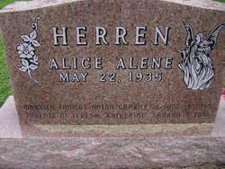 Alice Alene <i>Herren</i> Grabill
