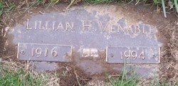 Lillian Dorothy Helen <i>Bartlett</i> Venable