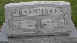 Nellie <i>Billinger</i> Barnhart