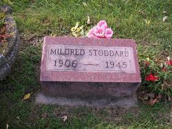 Mildred <i>Breden</i> Stoddard