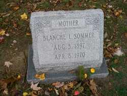 Blanche L <i>Carson</i> Sommer