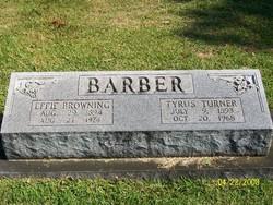 Tyrus Turner Barber