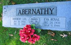 Eva <i>Royal</i> Abernathy