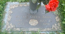 Bryan Keith Barr