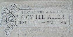 Floy Lee <i>Elliott</i> Allen