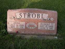 Annie <i>Maruska</i> Strobl