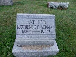 Lawrence Conrad Ackman