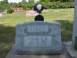 Bohumil Frank Sidlo, Jr