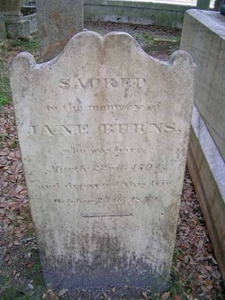 Jane <i>Smith</i> Burns
