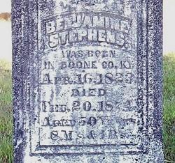 Benjamin Stephens