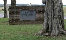Chestua Baptist Church Cemetery