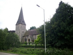 Apsley End, St Mary's Church
