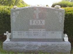 Estelle Mae <i>Waters</i> Fox
