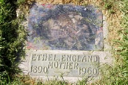 Ethel Edna <i>Green</i> England