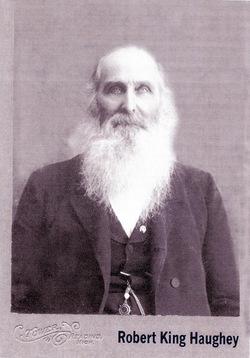 Robert King Haughey