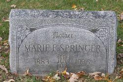 Marie E Springer