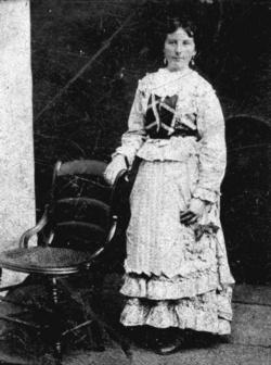 Martha Louisa <i>Gliem</i> Aikins
