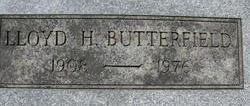 Lloyd H. Butterfield