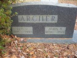 John Blazer Archer