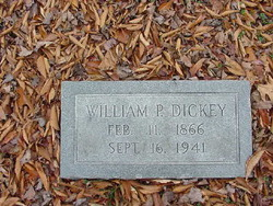 William Perry Dickey