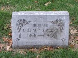 Greenup Juel Acord