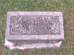James Edward Armstrong