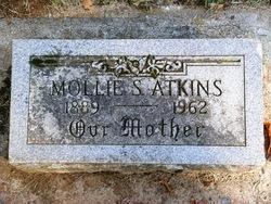 Amalia Susan Mollie <i>Ritter</i> Atkins